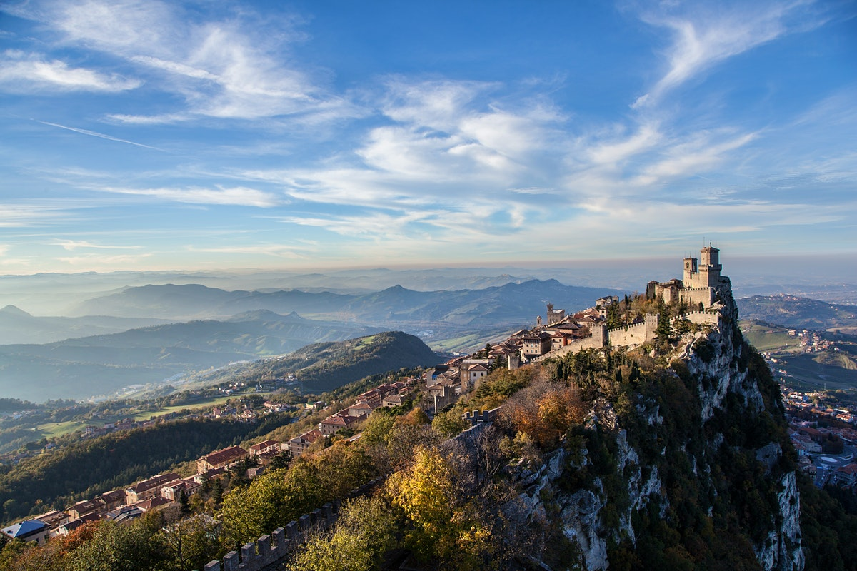 san marino travel lonely planet