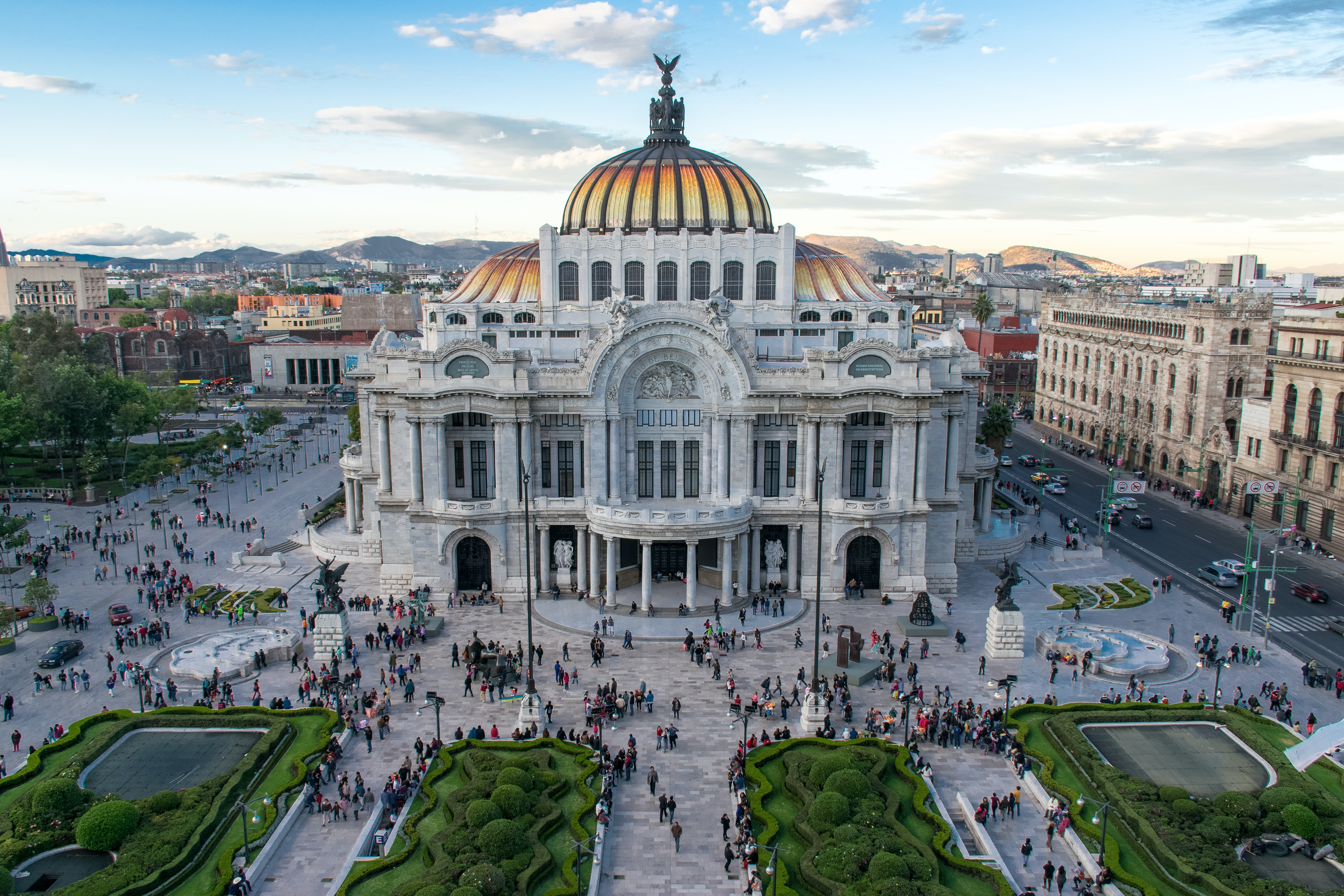 mexico city travel   lonely pla