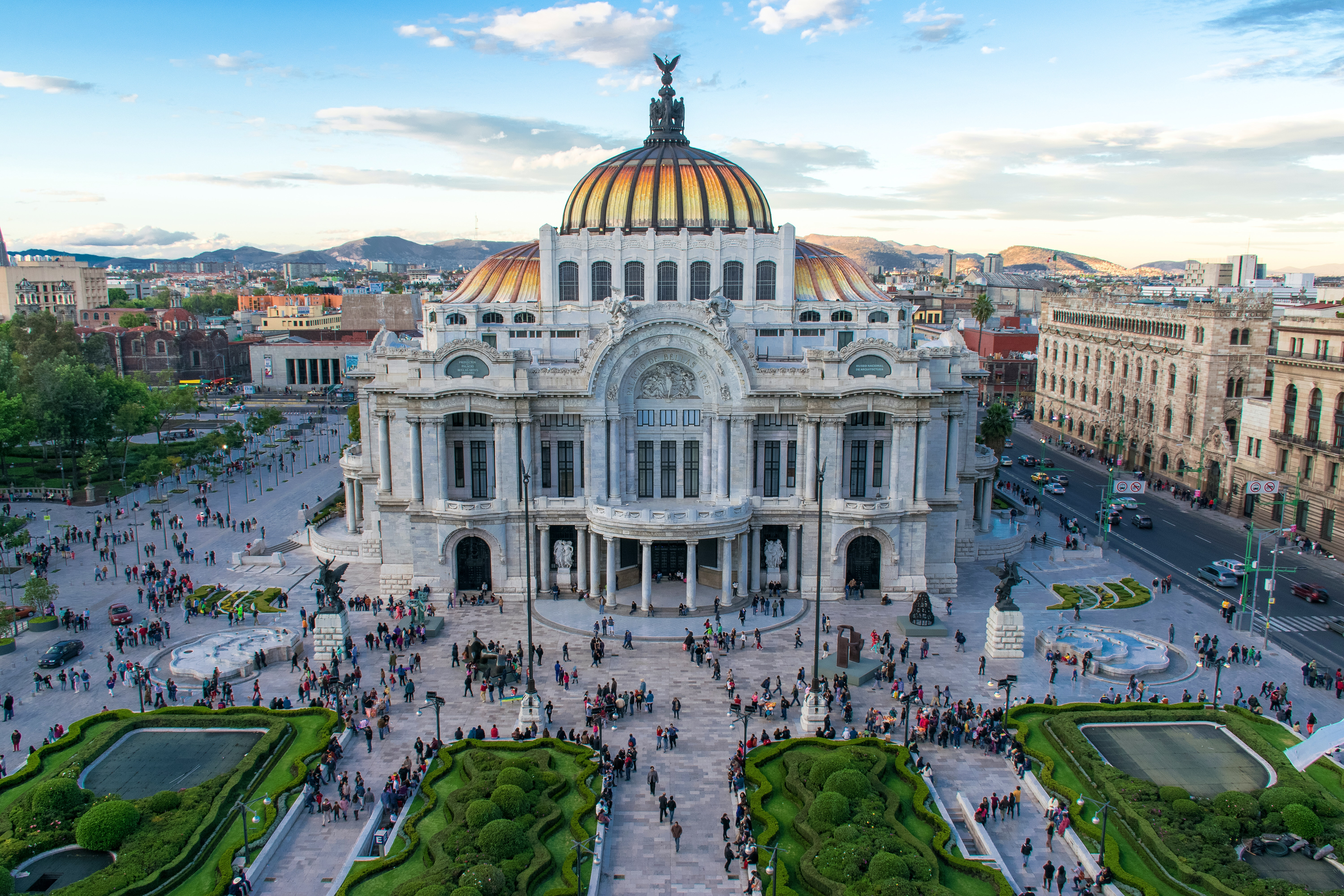 Mexico City Lonely Planet – Mexico City Tourist Attractions Map