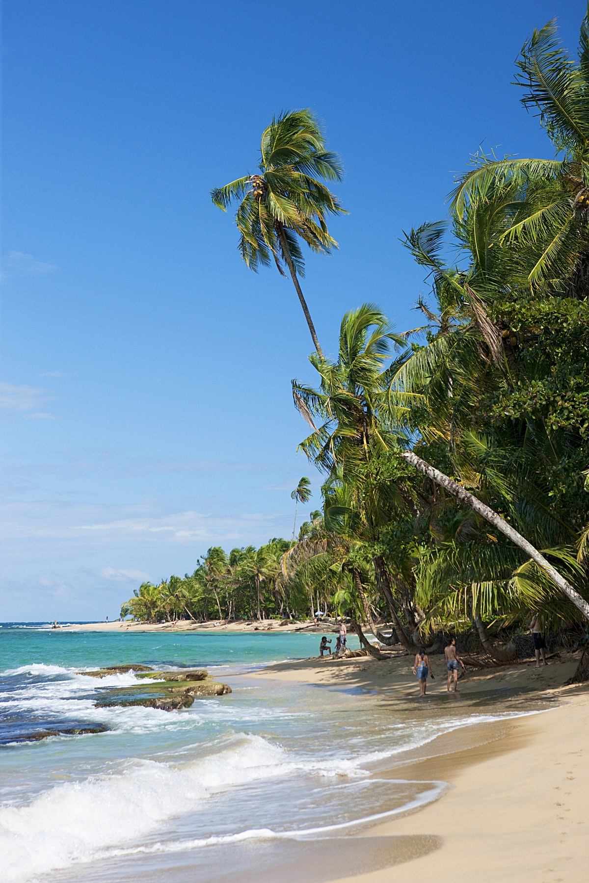 Playa Cocles Chiquita And Punta Uva Travel Costa Rica Lonely Planet