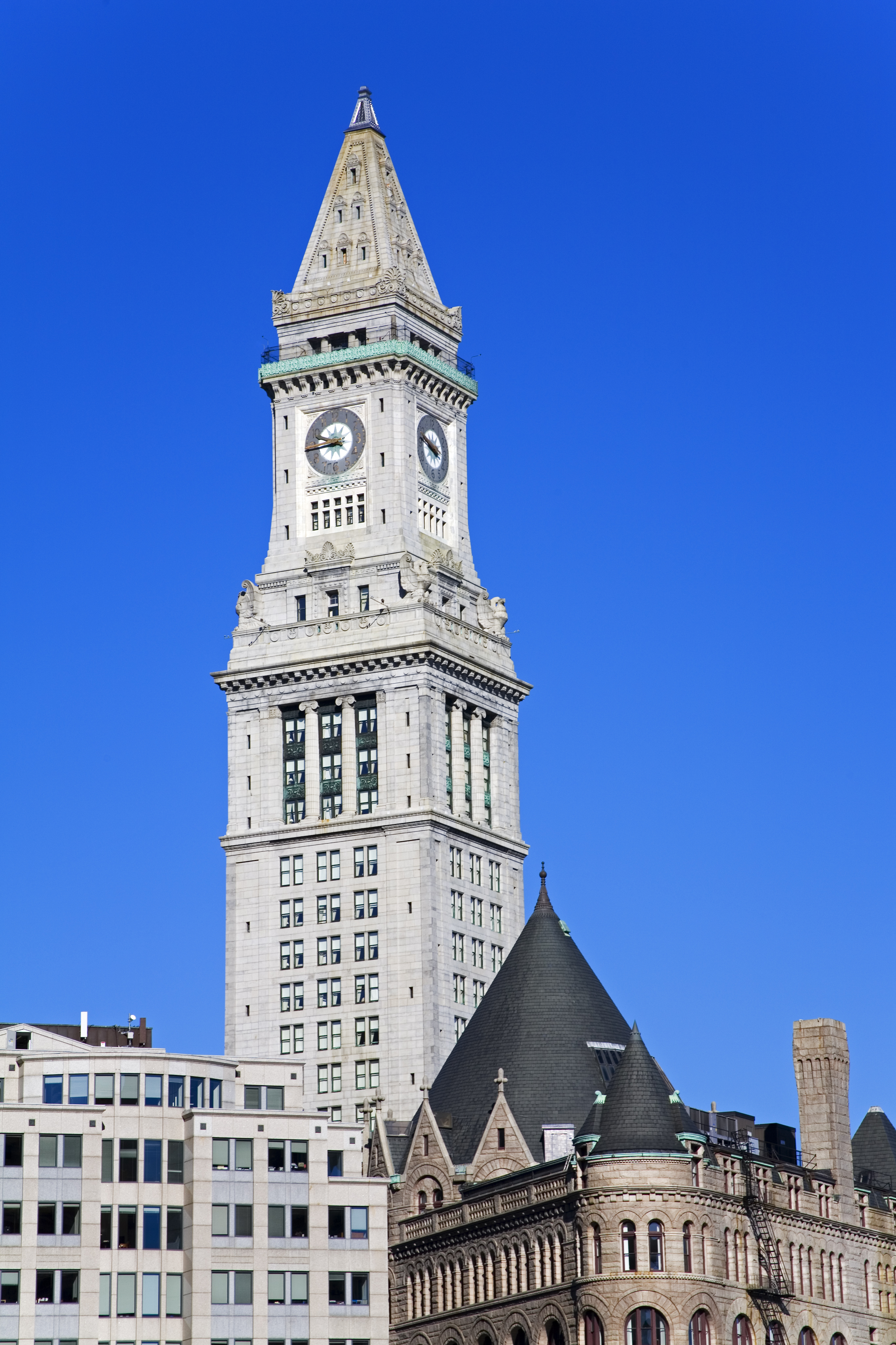 Local Car Insurance >> Custom House | Boston, USA Attractions - Lonely Planet