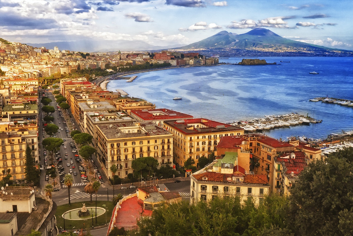 Naples travel campania italy lonely planet - Naples italy wallpaper ...