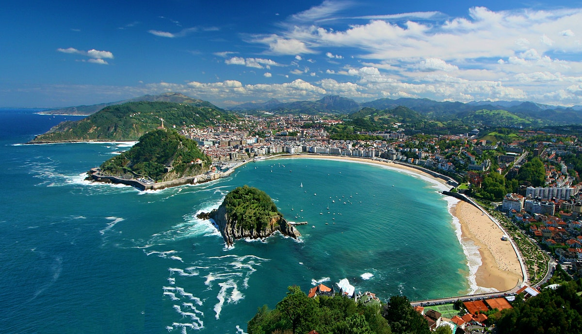 Image result for San Sebastian