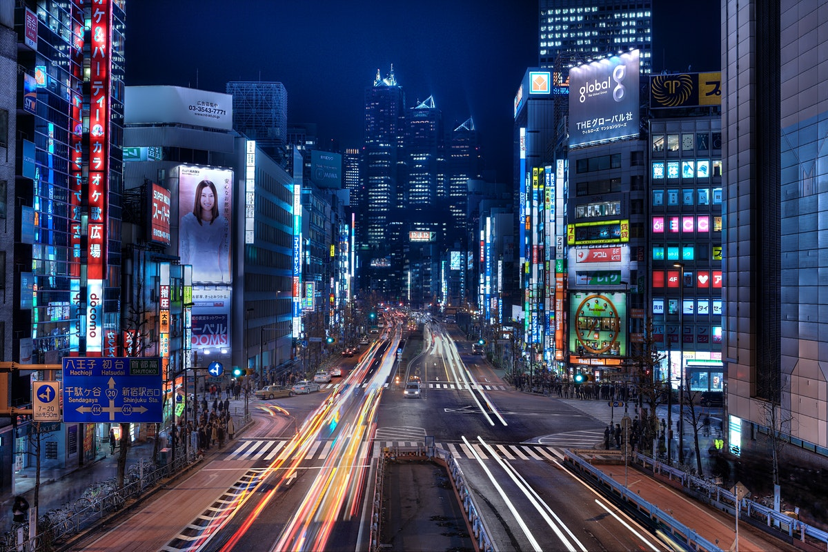 Tokyo Travel Japan Lonely Planet