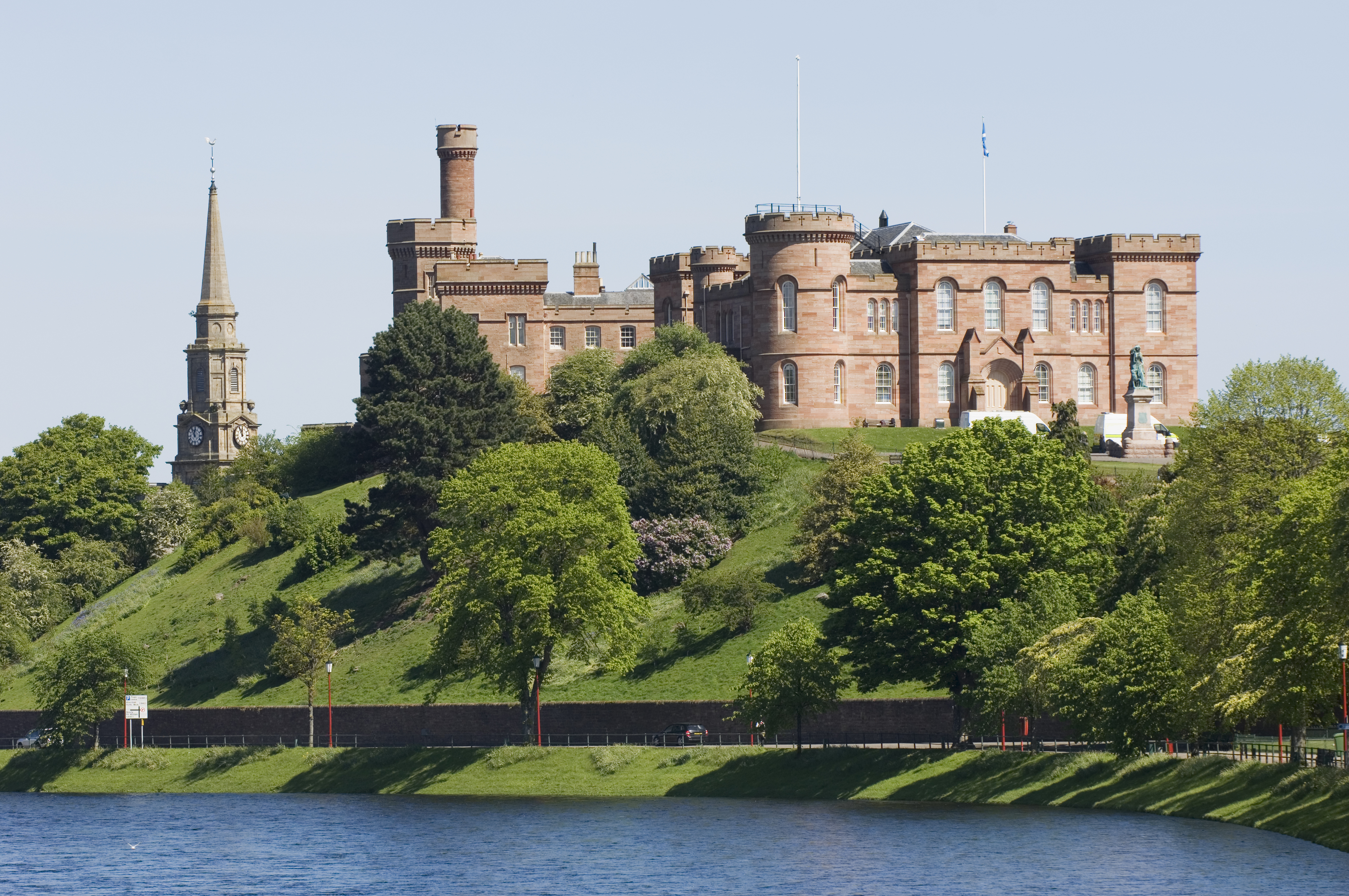 Inverness Castle | Inverness, Scotland Attractions