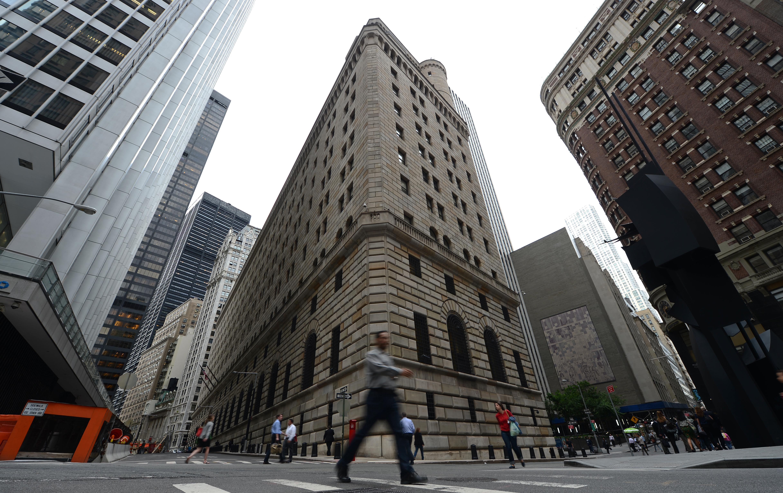visiter federal reserve bank new york