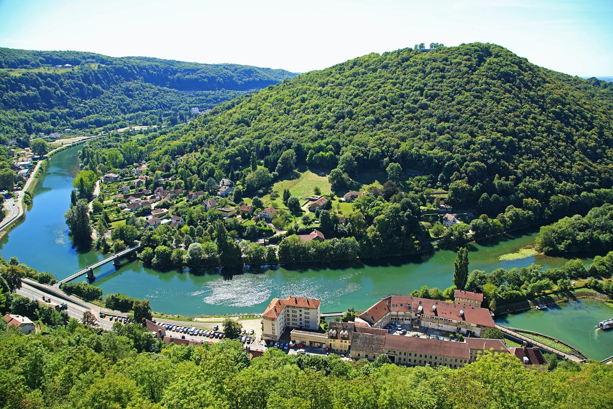 0 Down Car >> Besançon travel | The Jura Mountains, France - Lonely Planet