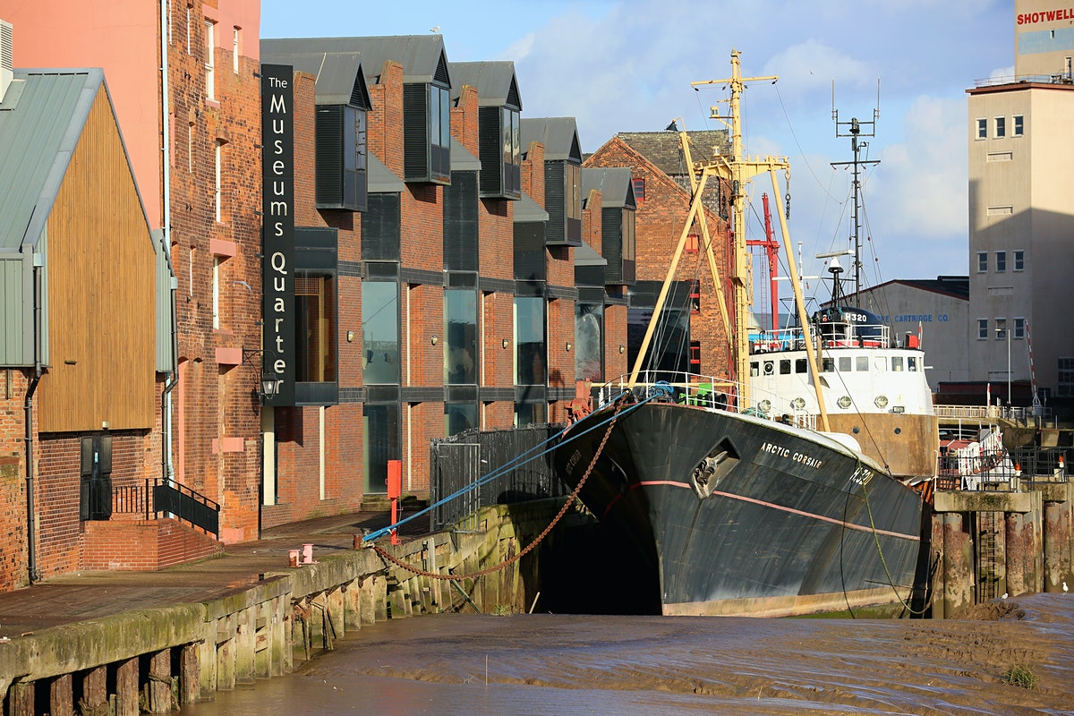Hull Travel Yorkshire England Lonely Planet