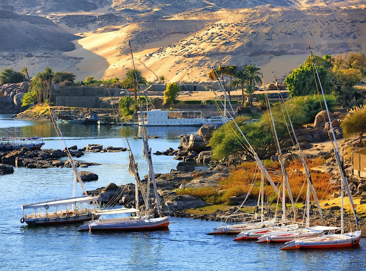 Aswan Travel Egypt Lonely Planet