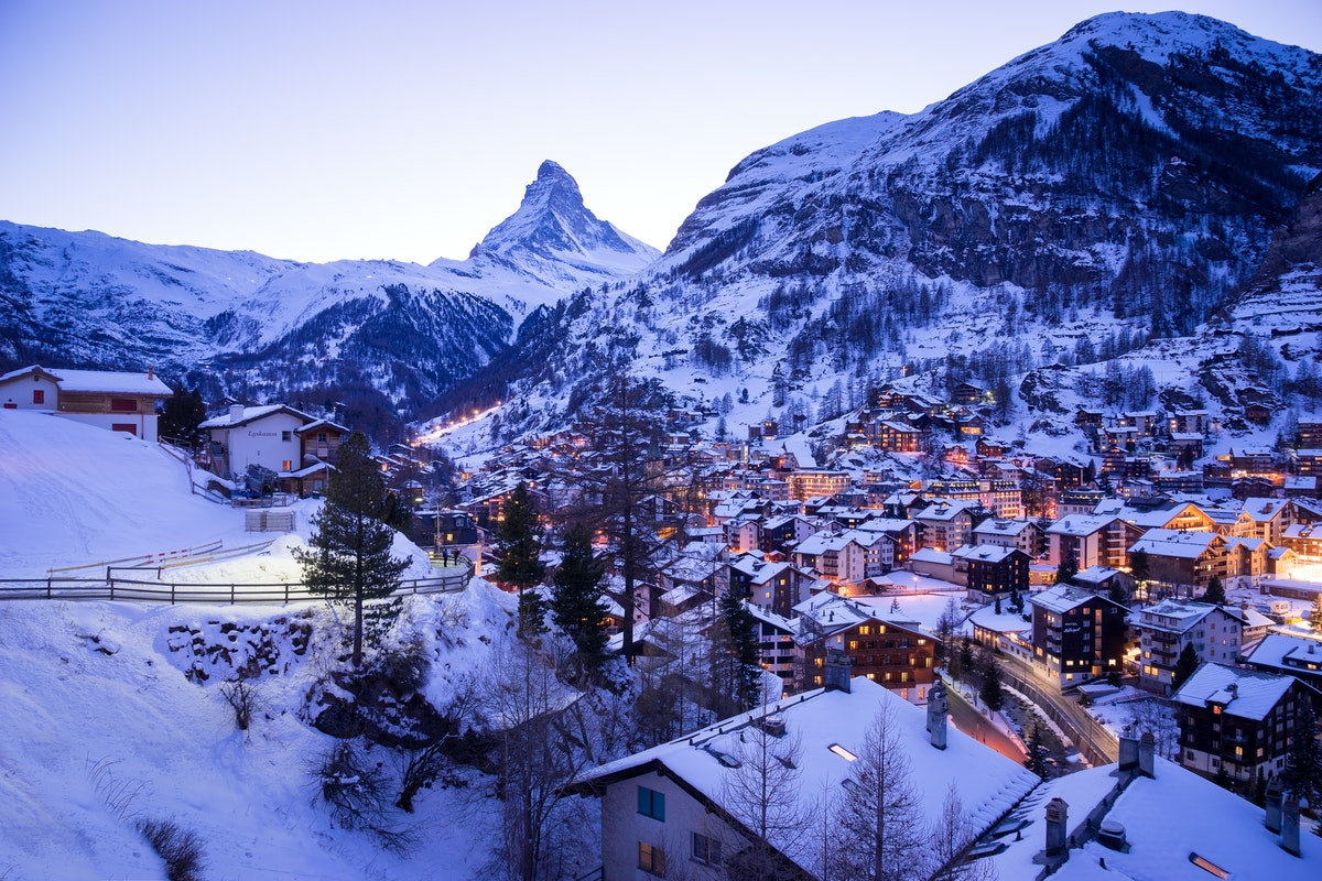 Zermatt Lonely Planet