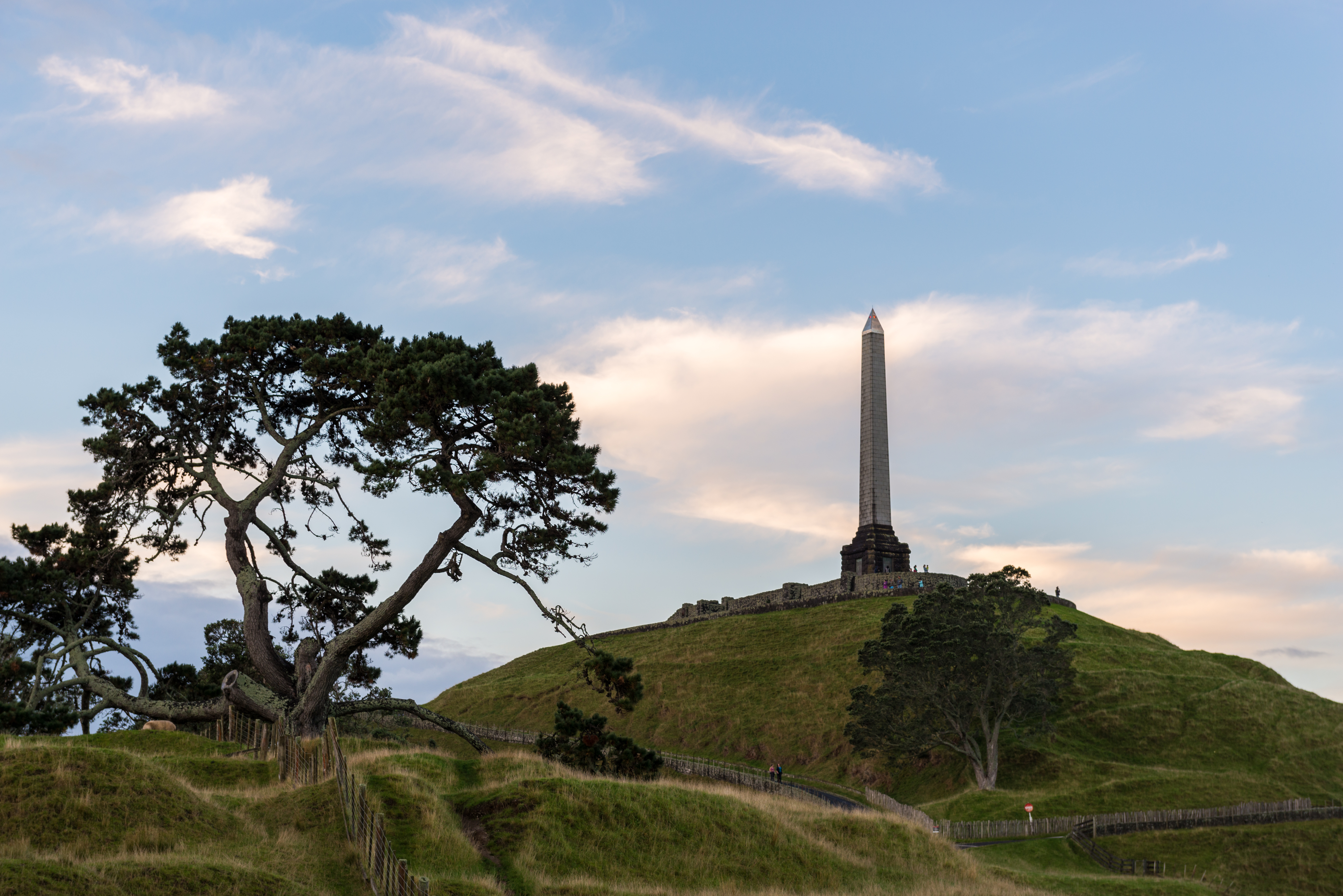 One Tree Hill Auckland New Zealand Attractions Lonely Planet