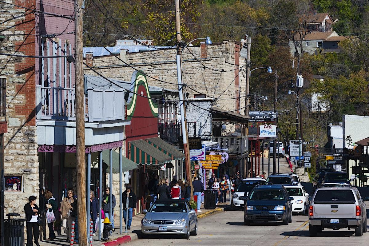 Northwestern Car Insurance >> Eureka Springs travel | Arkansas, USA - Lonely Planet