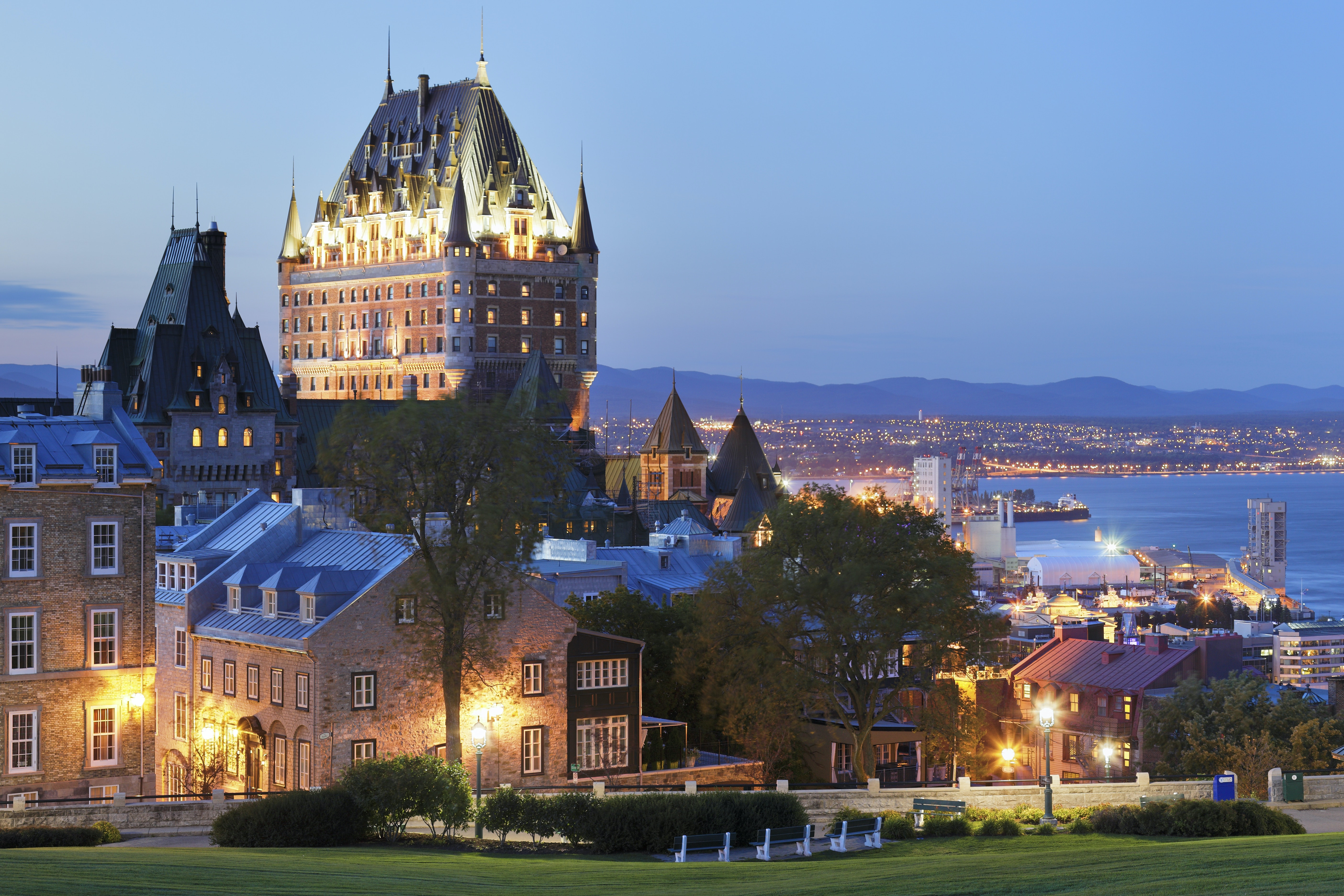 Quebec City: description, sights 19