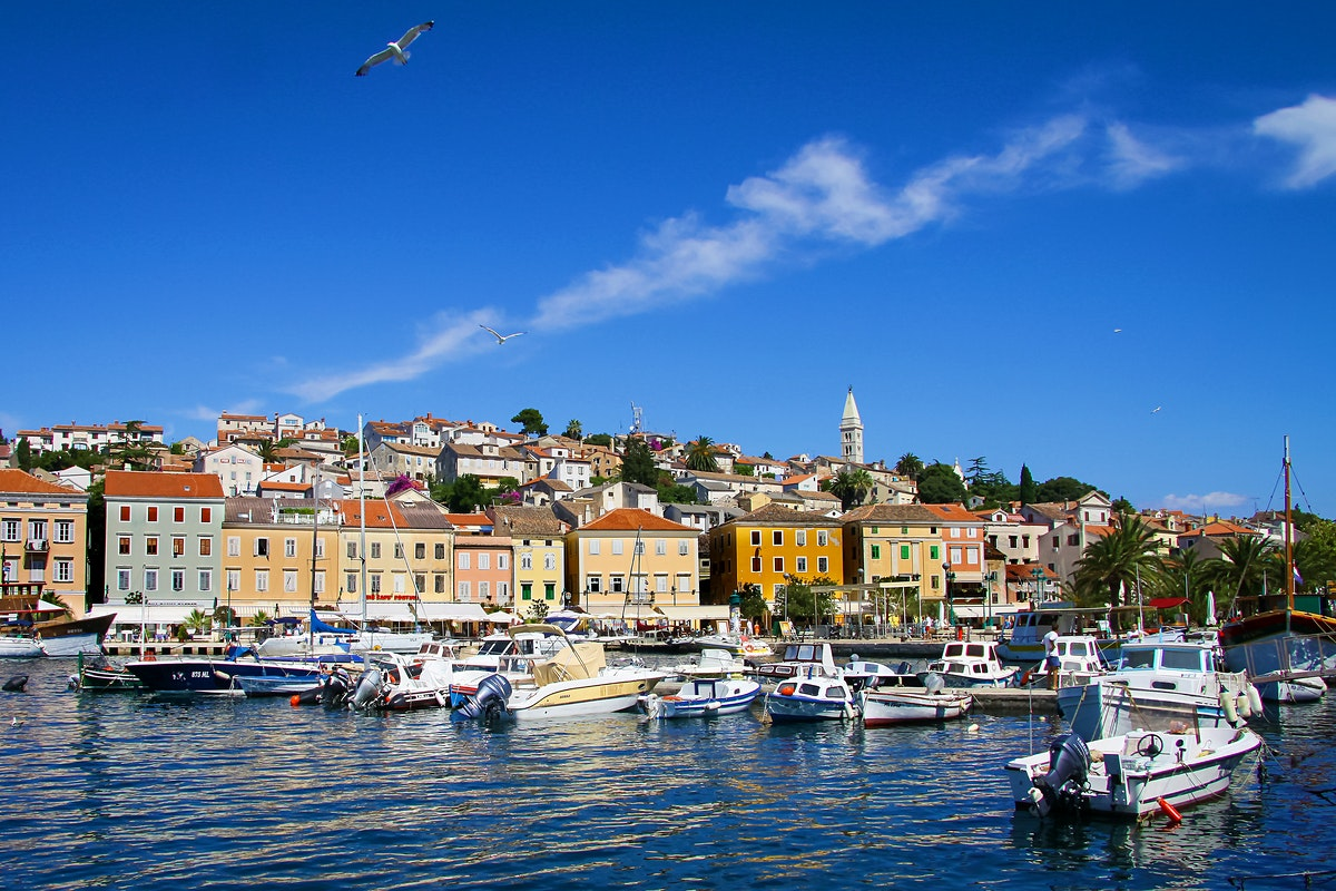 Mali Lo Inj Travel Croatia Lonely Planet