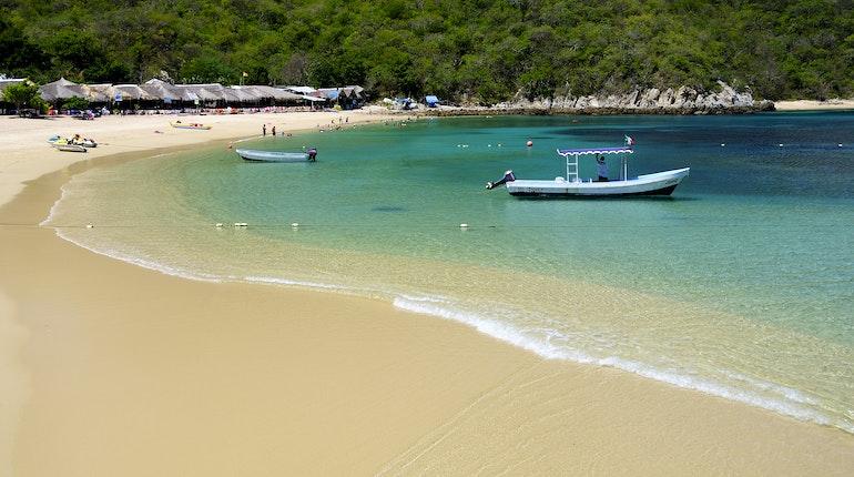 Huatulco Mexico Beach The Best Beaches In World