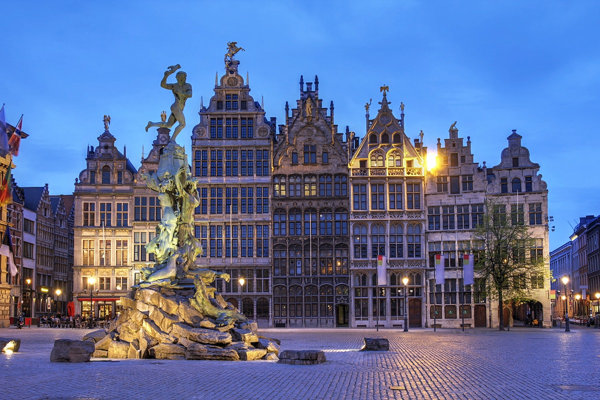 Star Hotels In Antwerp Belgium