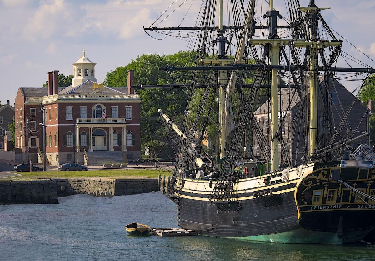 Salem travel | New England, USA - Lonely Planet