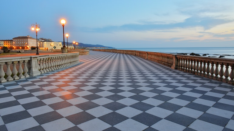 Terrazza Mascagni in Livorno, Italy - Lonely Planet