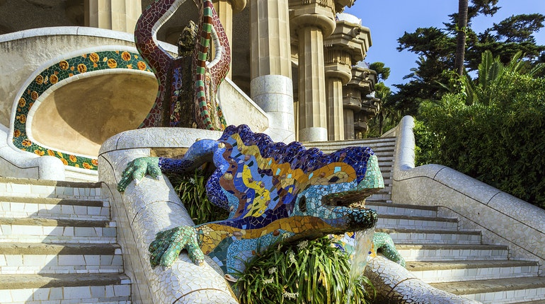 Park G 252 Ell In Barcelona Spain Lonely Planet