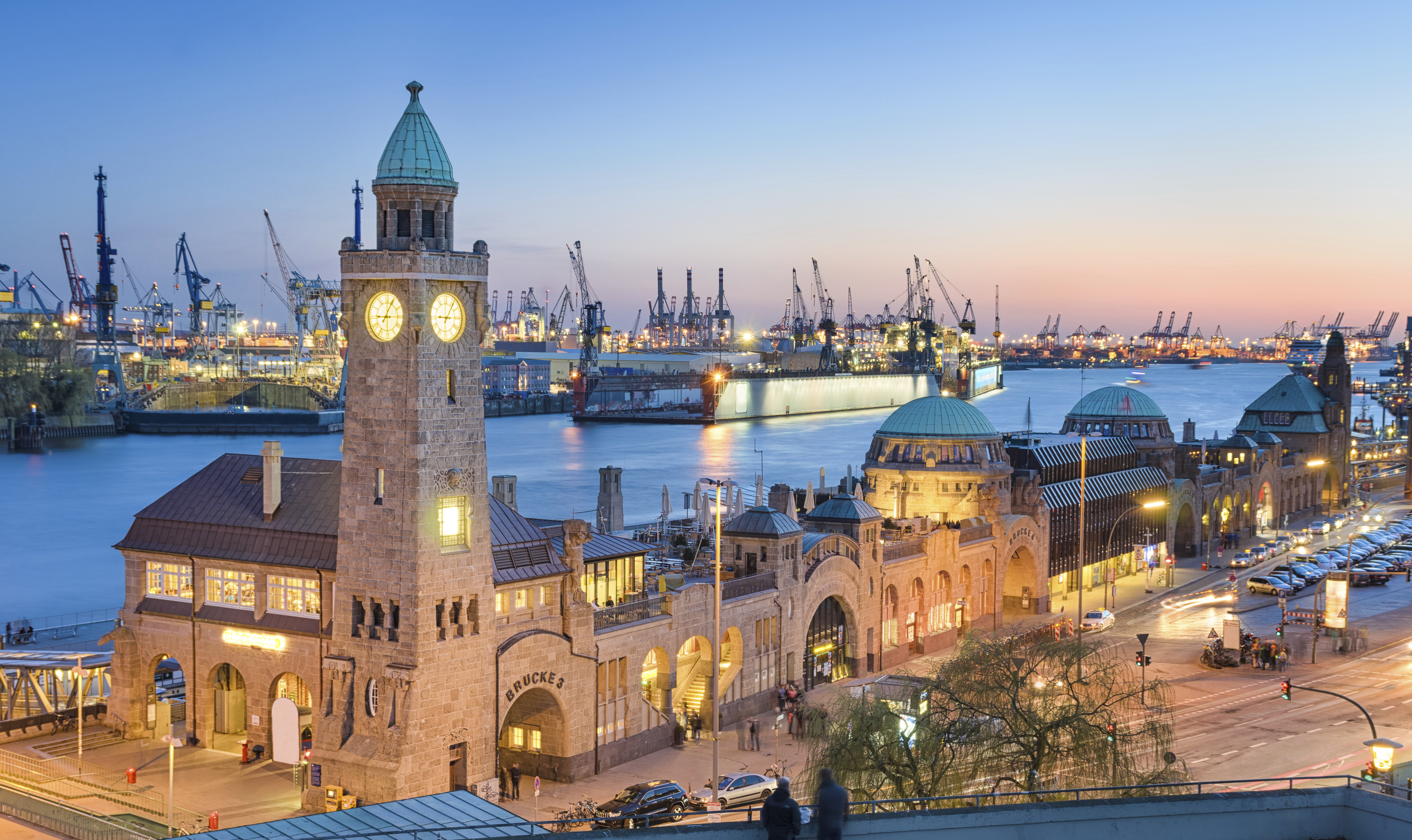 Hamburg travel Lonely Planet