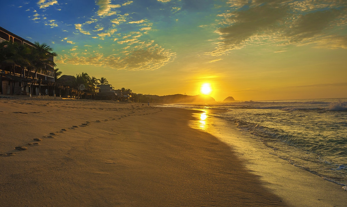 Zipolite Travel Lonely Planet