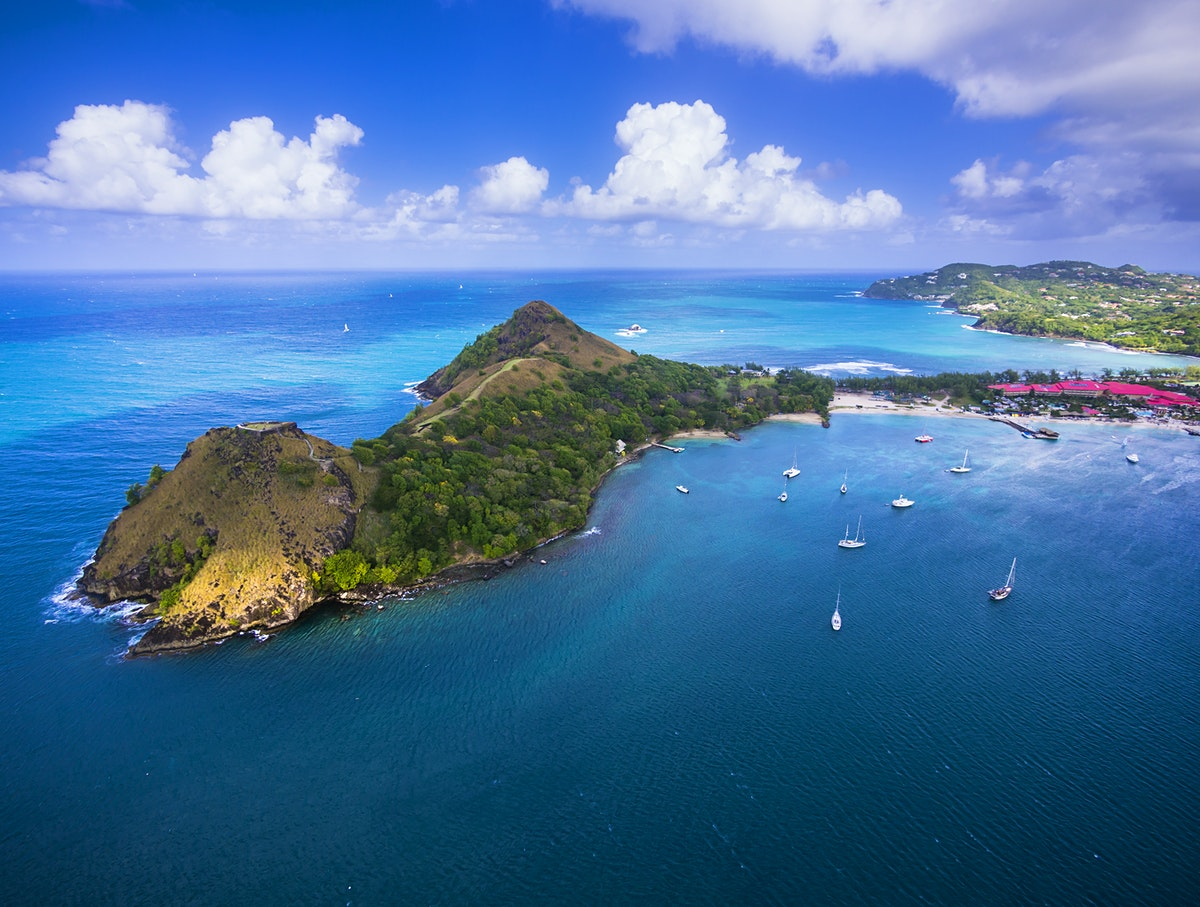 Best Time Of The Year To Travel To St Lucia