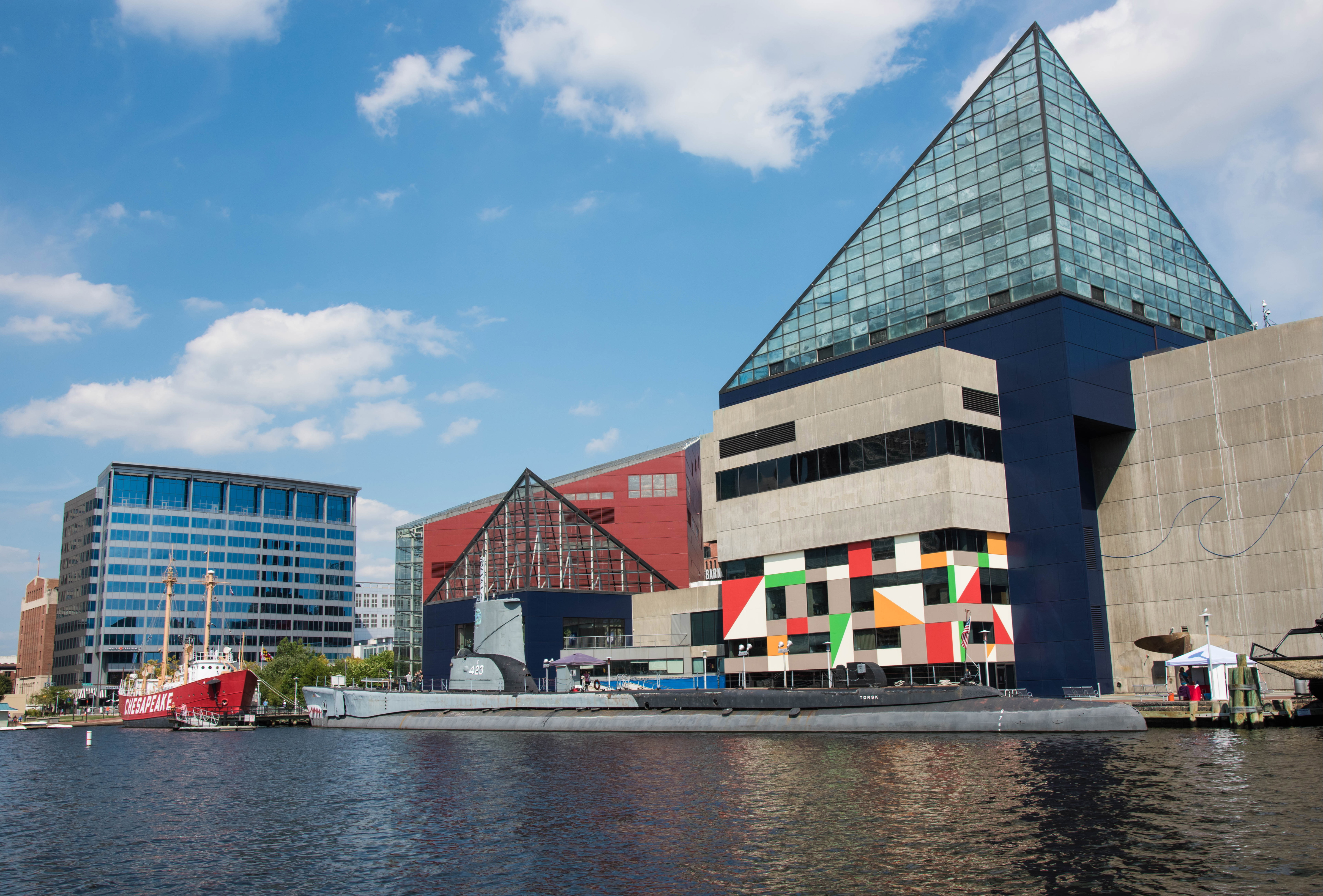 Baltimore, USA Attractions - Lonely Planet