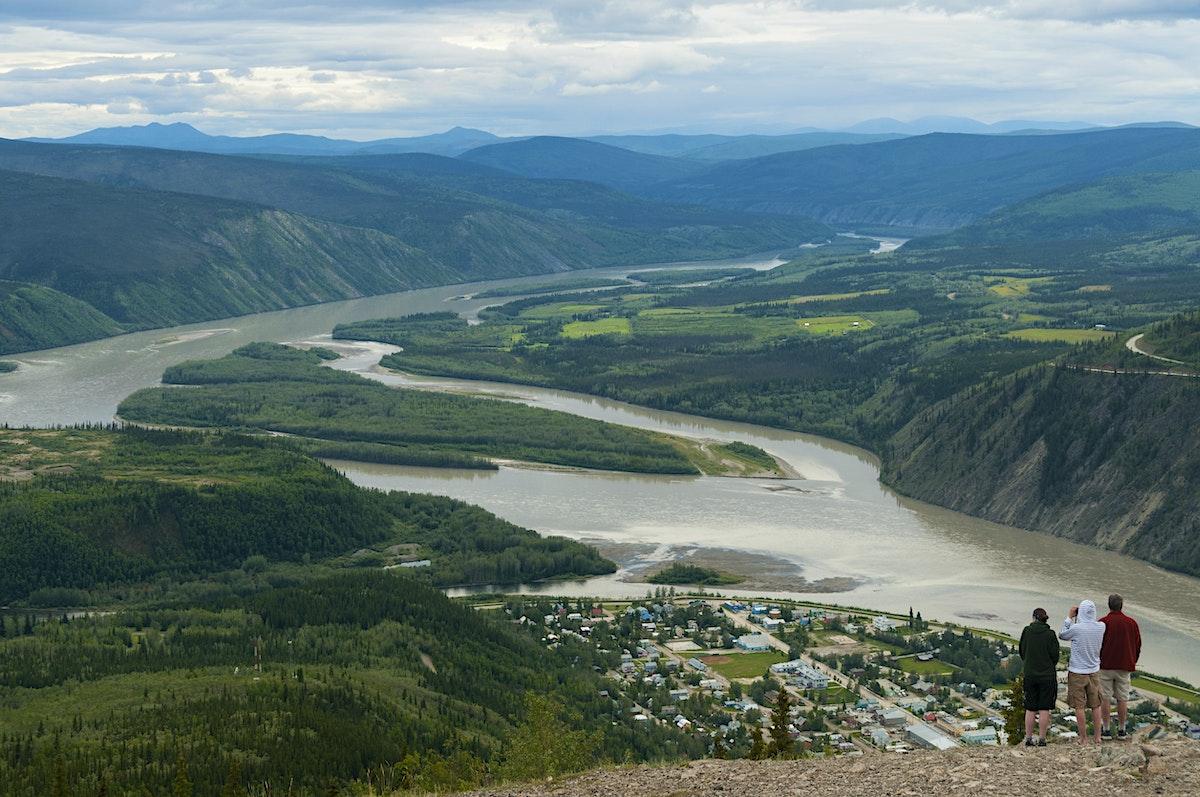 Dawson City Travel Yukon Territory Canada Lonely Planet