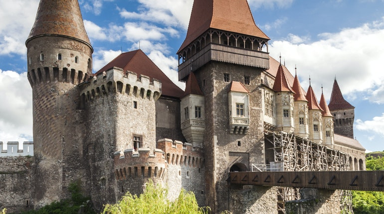 Corvin Castle In Southwest Transylvania Lonely Planet