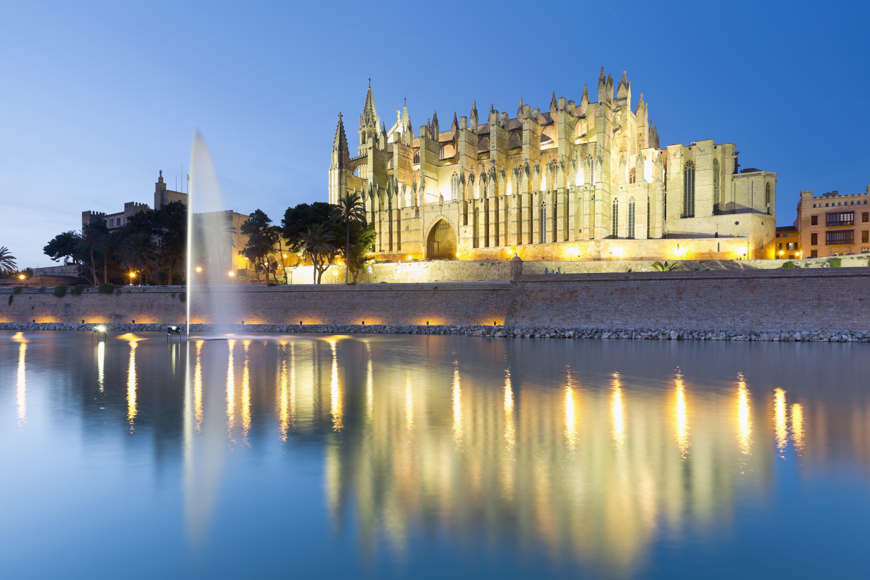 Catedral de Mallorca   Palma de Mallorca, Spain