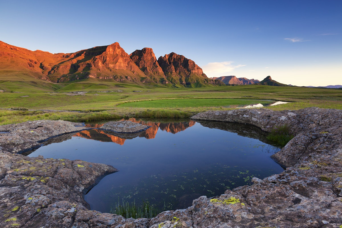 Sehlabathebe National Park Travel Lesotho Lonely Planet