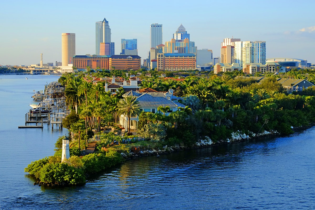 Tampa Travel Florida Usa Lonely Planet