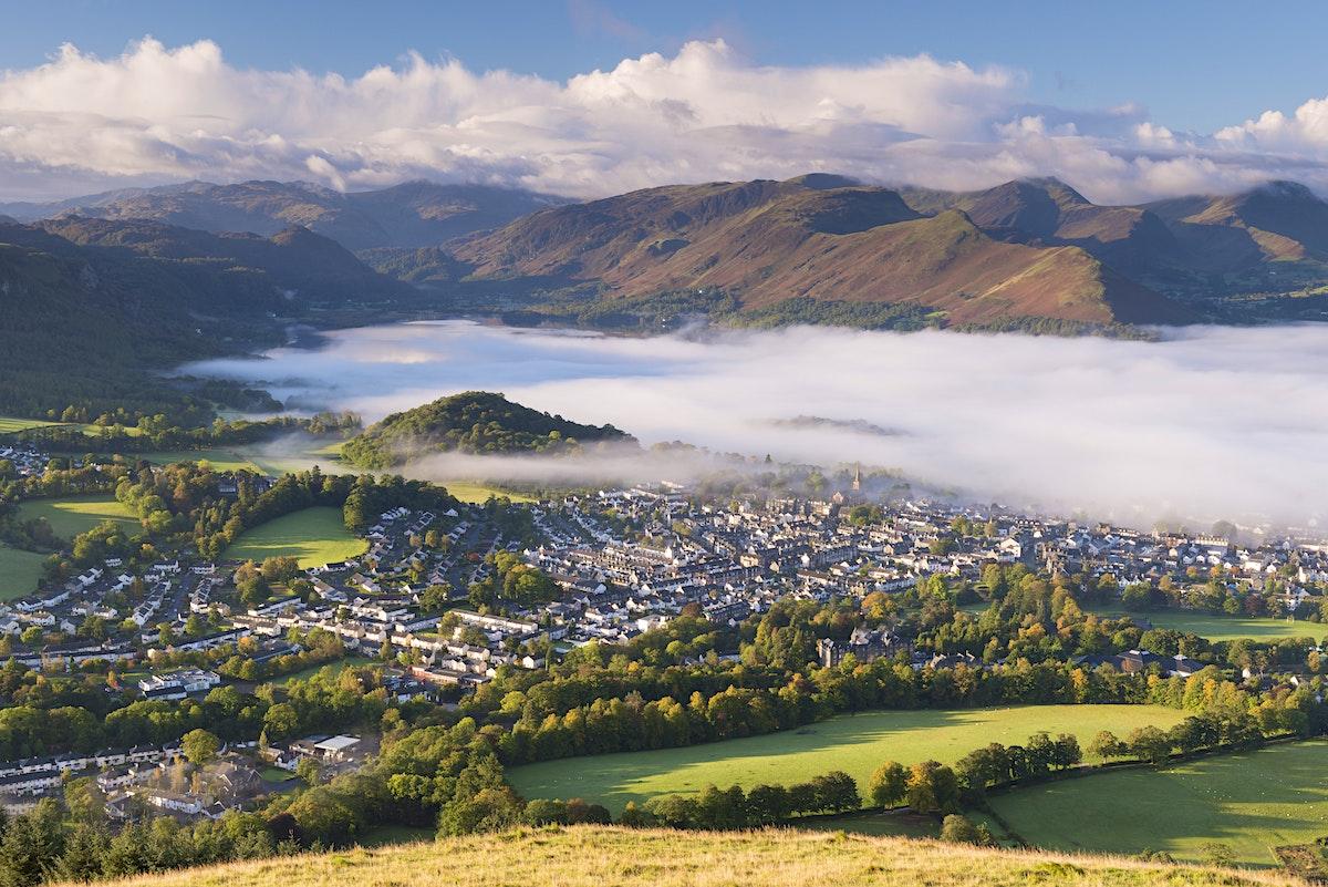Keswick Travel Cumbria Amp The Lakes England Lonely Planet