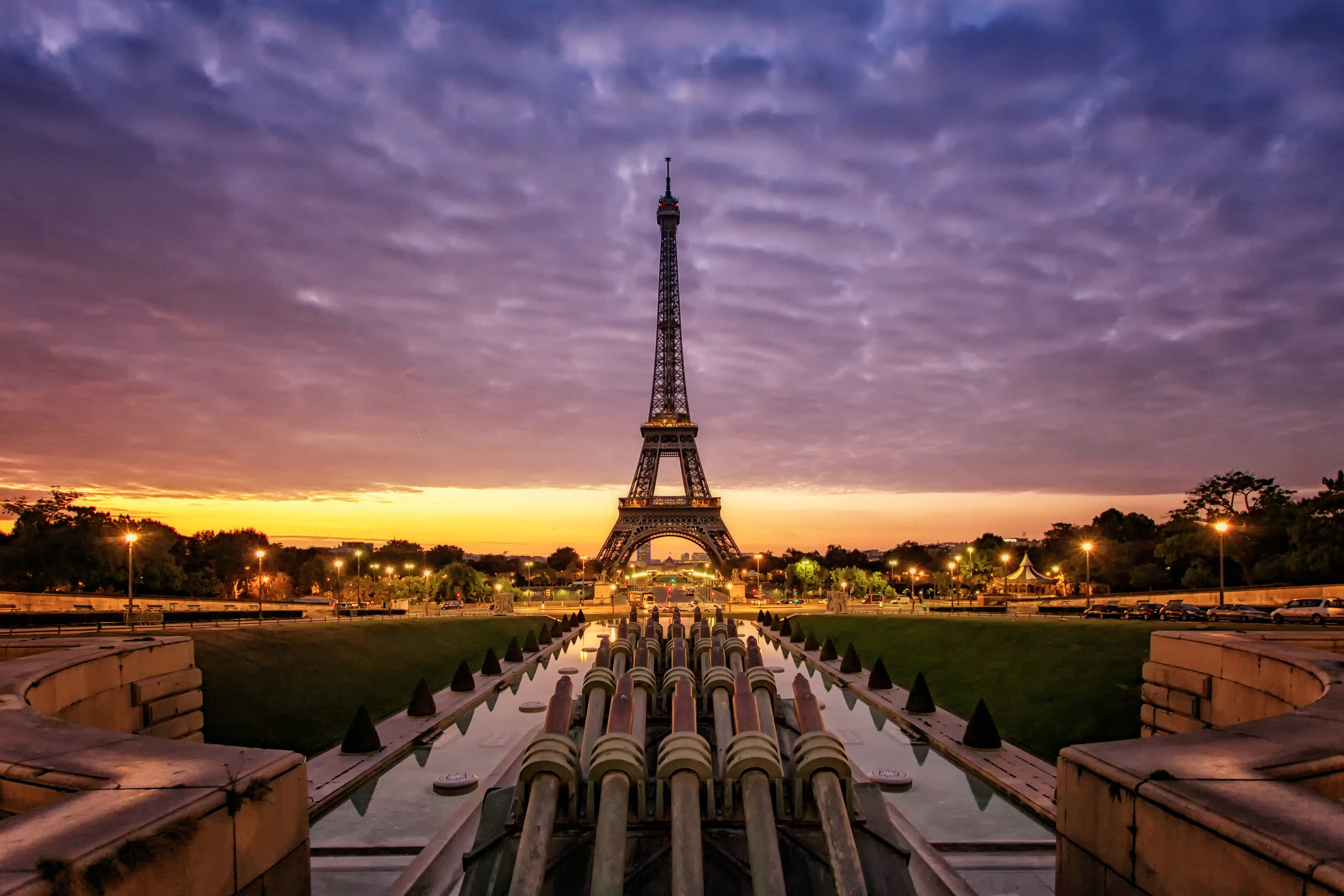 Eiffel Tower In Paris France Lonely Planet