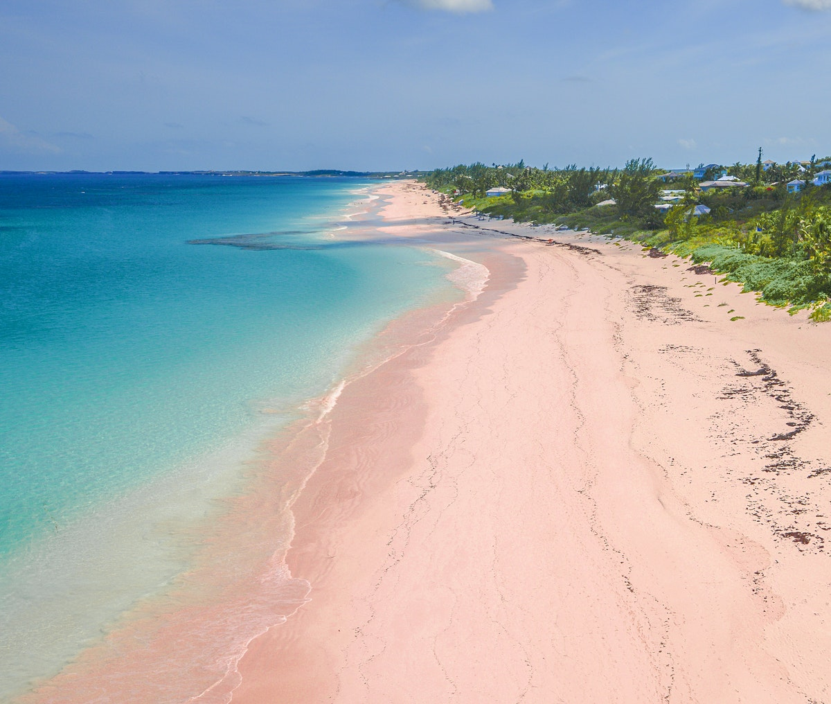 Bahamas Beach: Out Islands, The Bahamas - Lonely