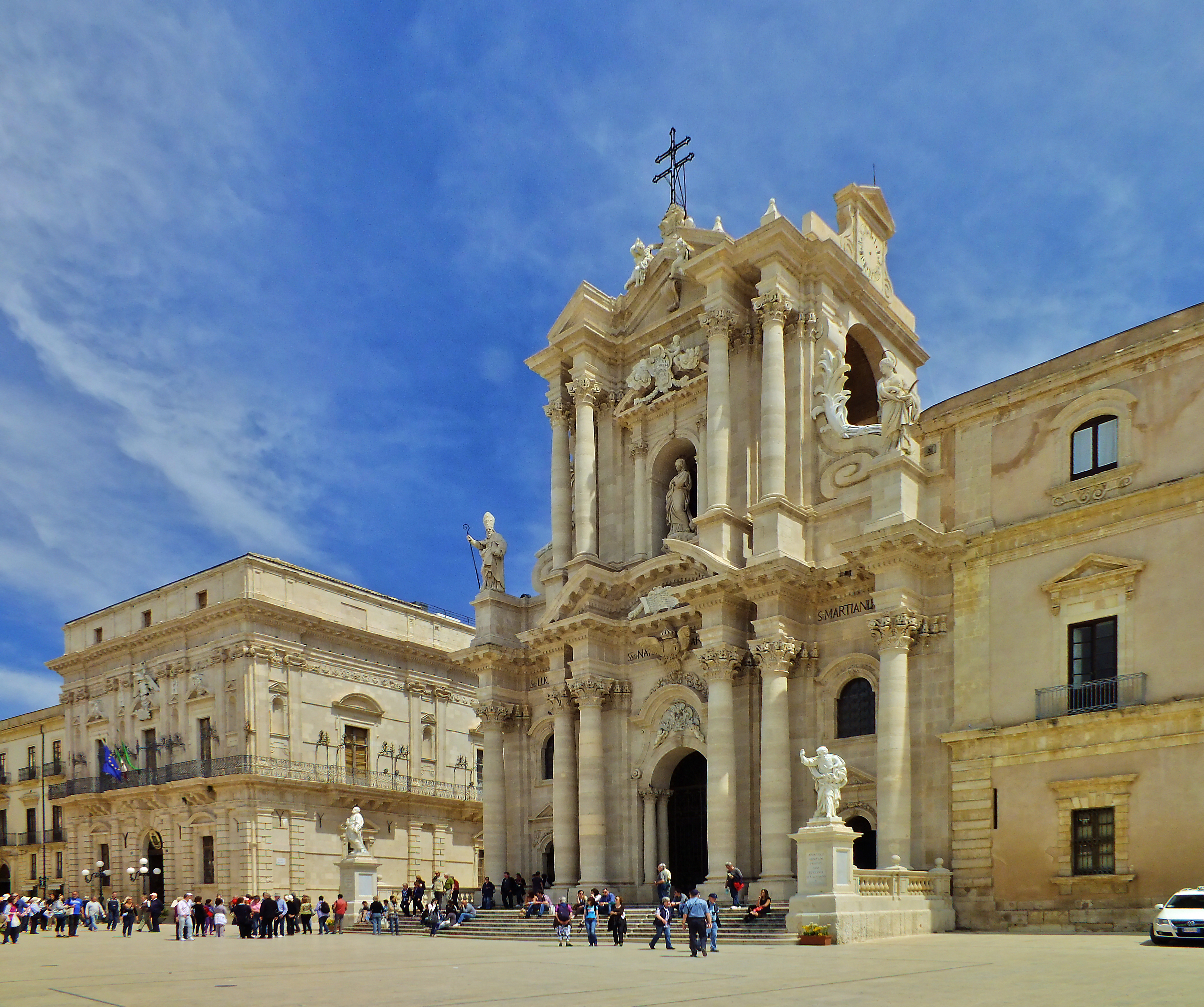 Adult Guide in Siracusa