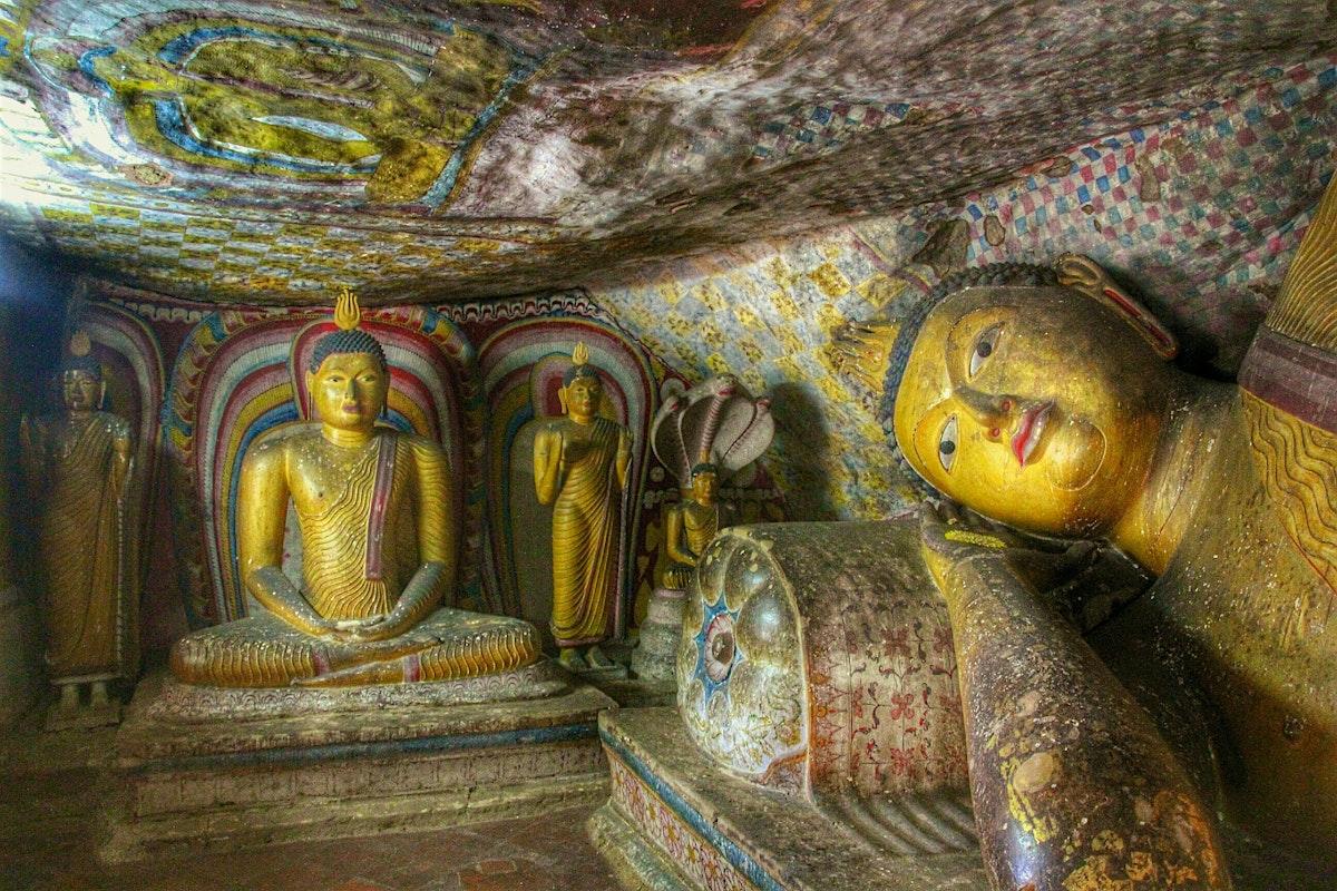 Dambulla Travel Lonely Planet