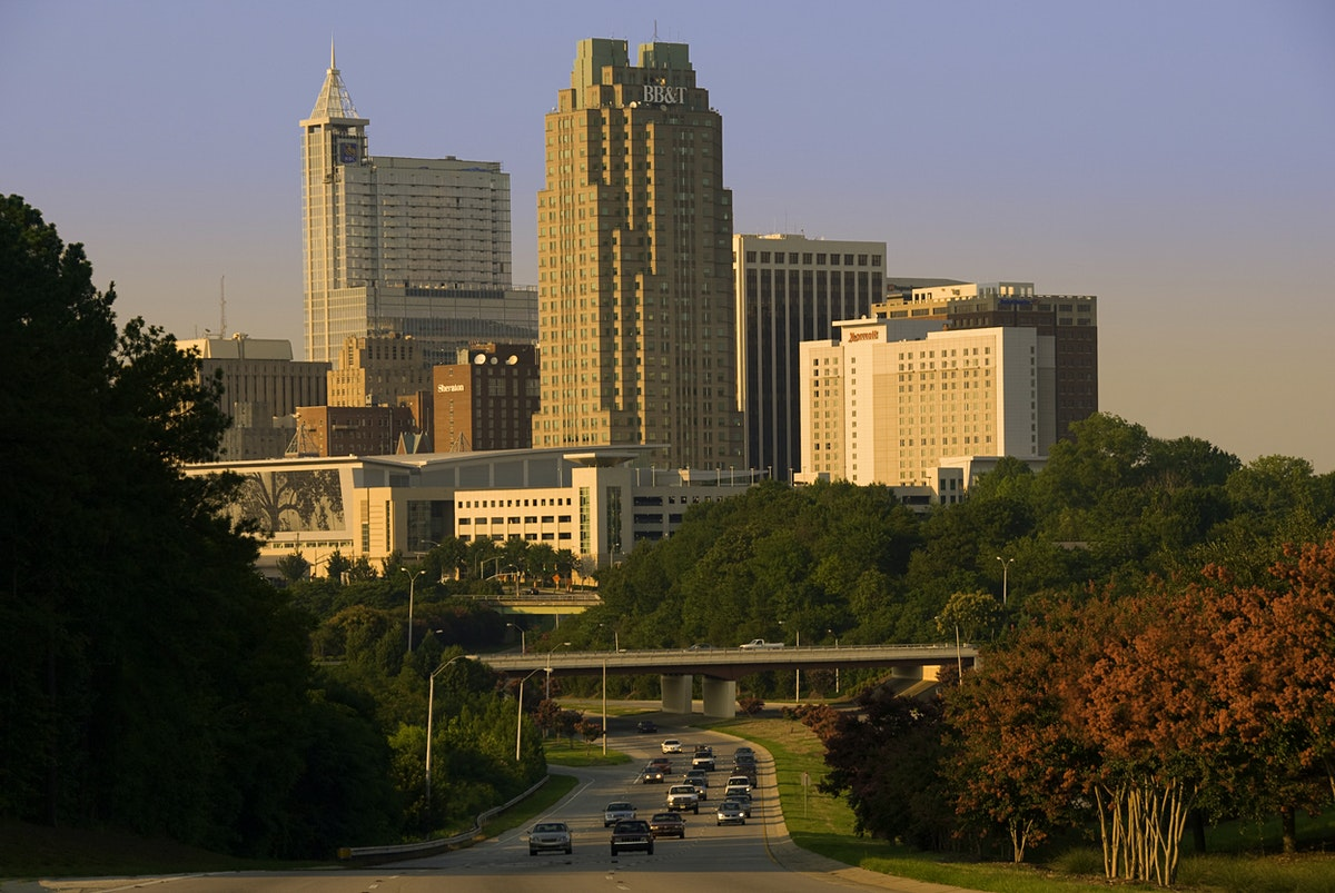 Raleigh Travel North Carolina Usa Lonely Planet