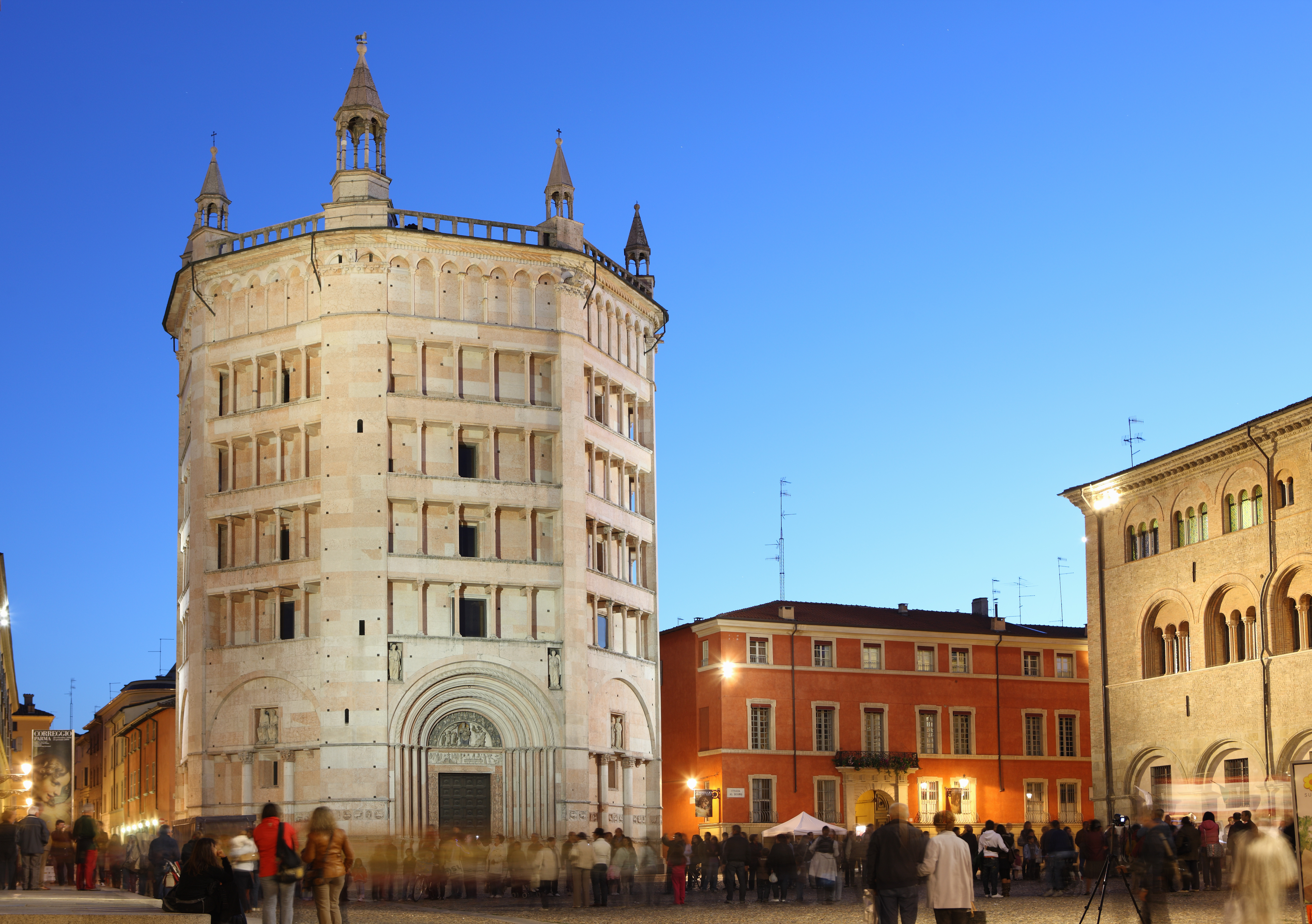 Battistero Parma Italy Attractions Lonely Planet