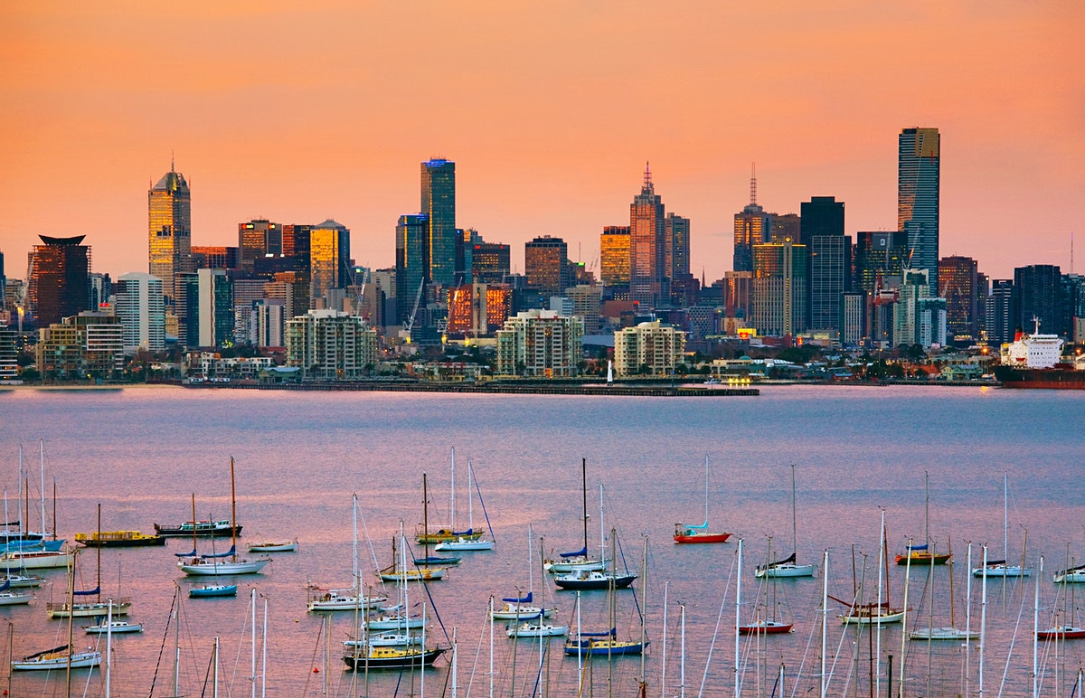 Melbourne Travel Australia Lonely Planet