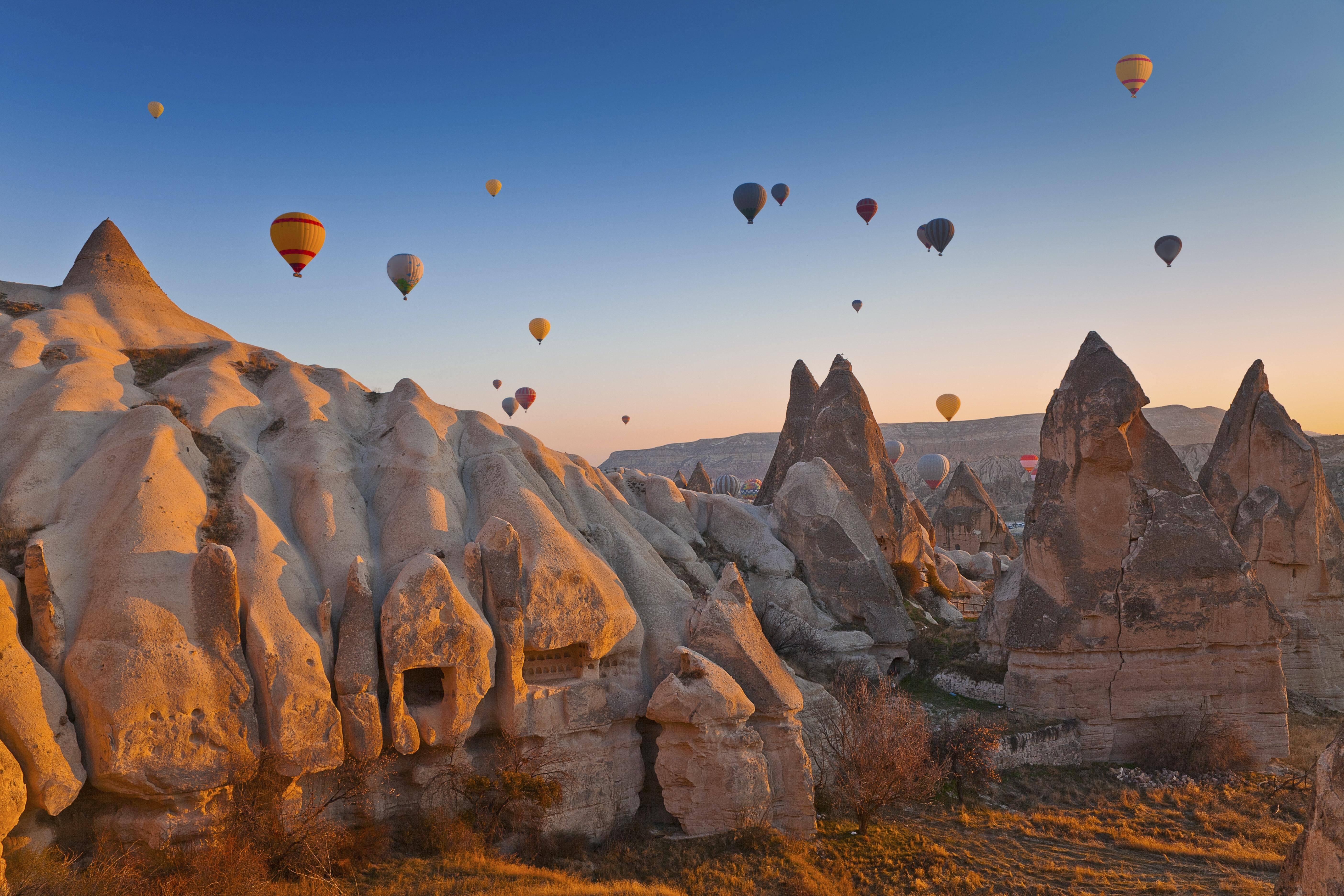 Where to go to Turkey 49