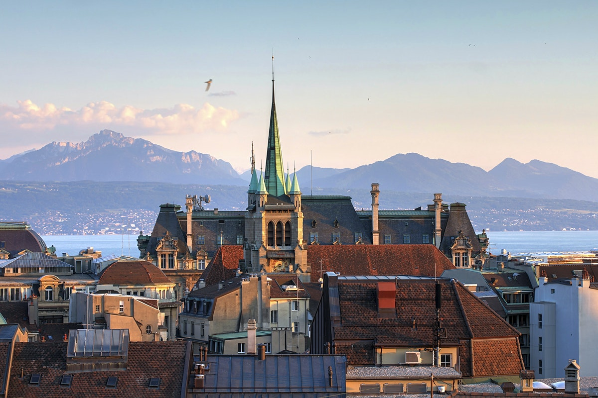 Car Rental Lausanne