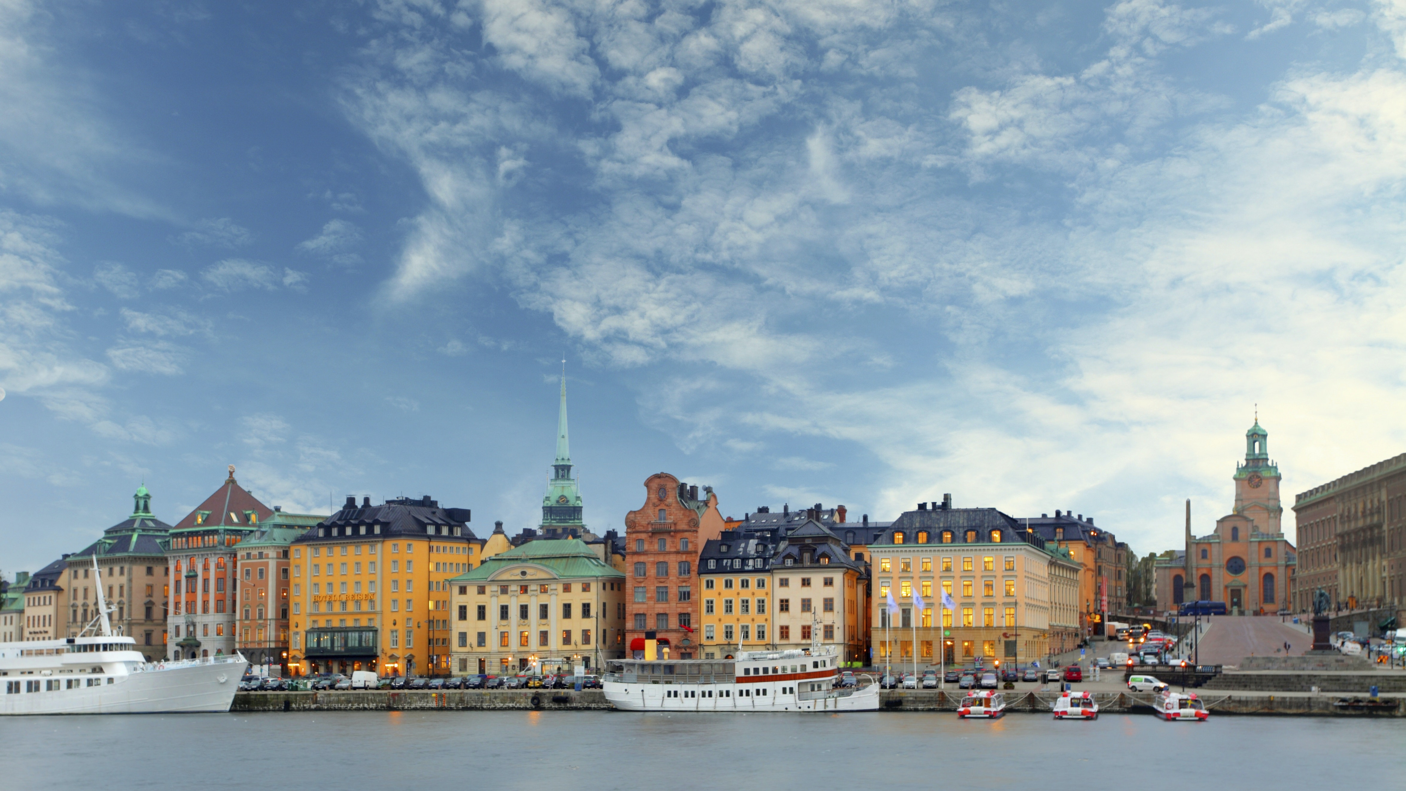 What to see in Stockholm: photo and video review