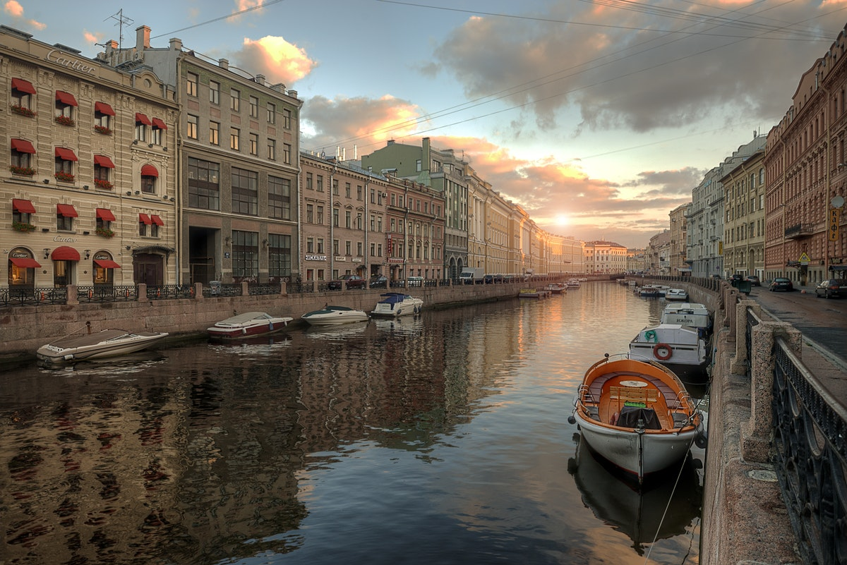st petersburg travel russia lonely planet