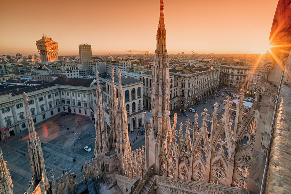 milan travel italy lonely planet