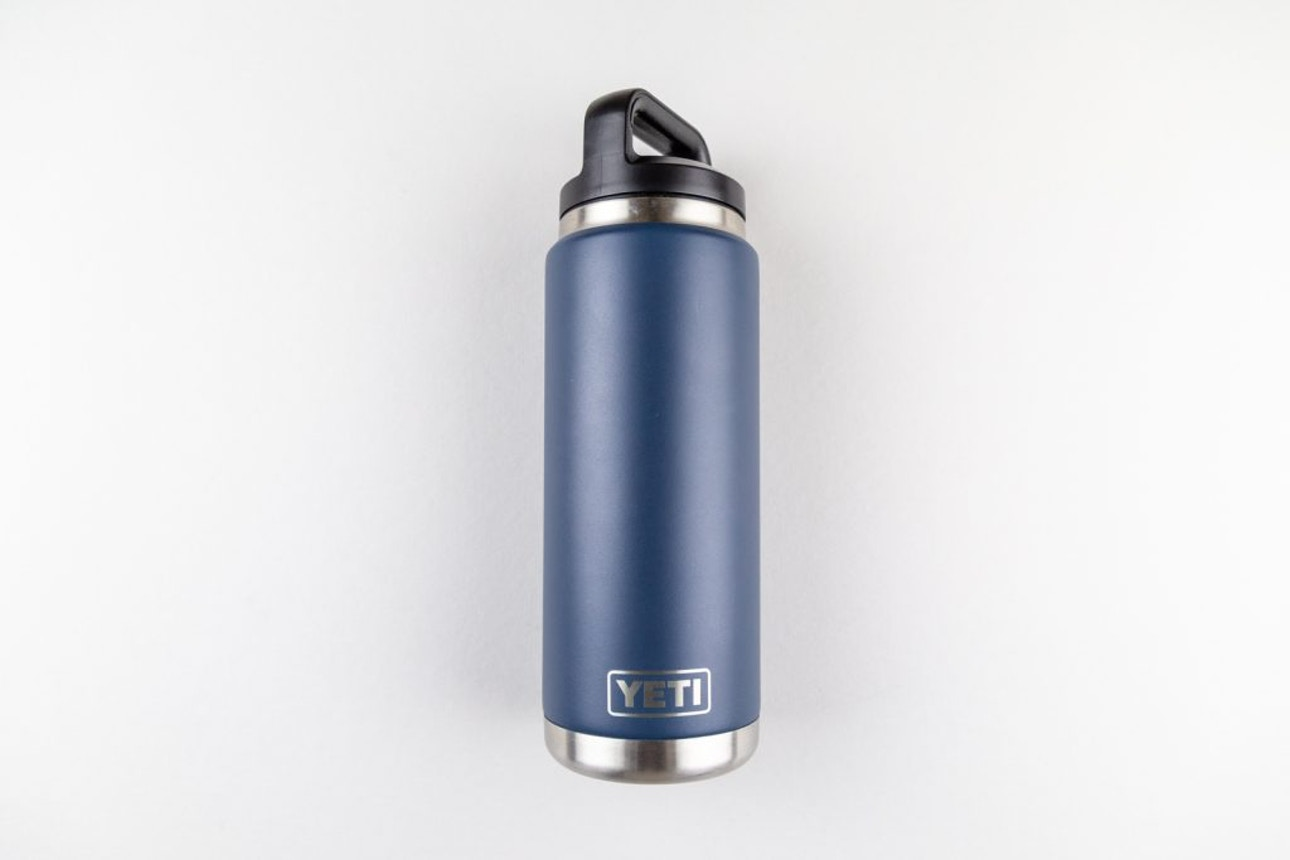 29a8c4fb3b Vacuum-sealed and built to last, the Yeti Rambler is a great everyday water  bottle © Alexander Howard / Lonely Planet
